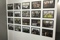 The project wall