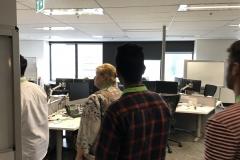 NAB office space